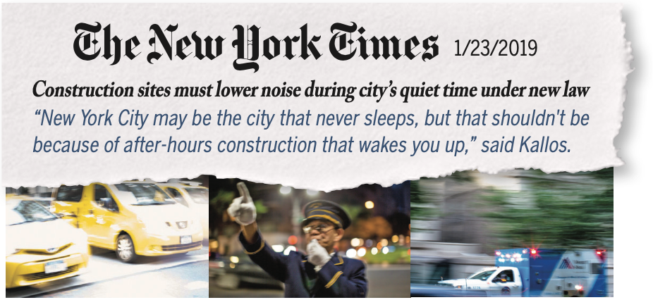 noise, daily news