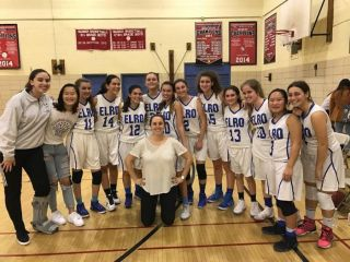 Eleanor Roosevelt High School Basketball Team