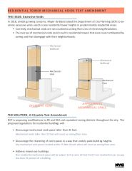 Proposed Residential Tower Mechanical Voids Text Amendment Diagram